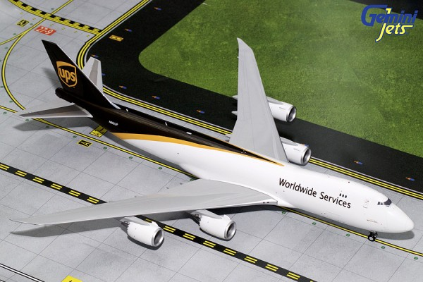 Boeing 747-8F United Parcel Service (UPS) Scale 1/200
