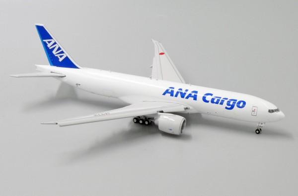 Boeing 777-200F(LR) ANA Cargo Flap Down Version JA771F Scale 1/400