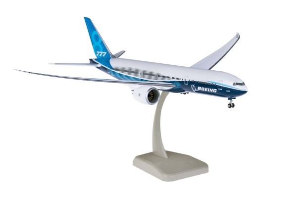 Boeing 777-8 House Color New Livery Scale 1:200