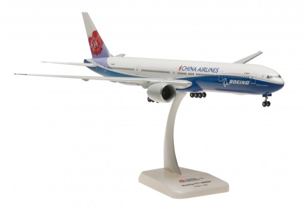 Boeing 777-300ER China Airlines Dreamliner Scale 1:200
