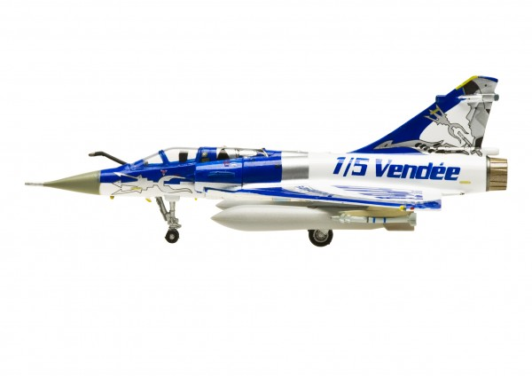 "Dassault Mirage 2000C French Air Force, EC 1/5 ""Vendée"" Dissolution Scale 1/200"
