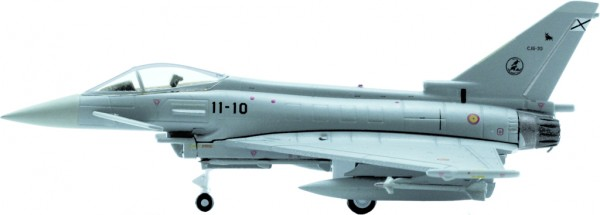 Eurofighter Typhoon C-16 Ejército del Aire (Spanish Air Force) Scale 1/200