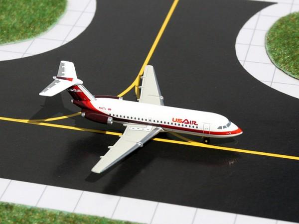 British Aerospace BAC 111 US Air Scale 1/400