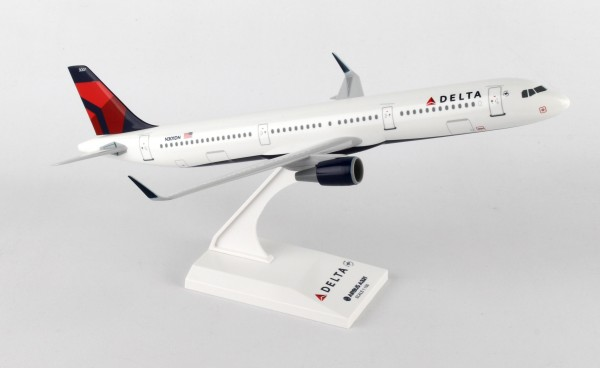 Airbus A321 Delta Air Lines Scale 1/150