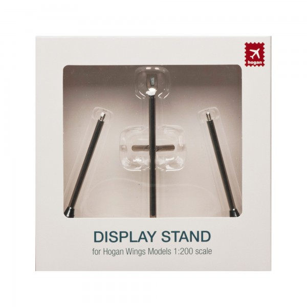 Display Stand: Tripod (Small) for Hogan Wings Models