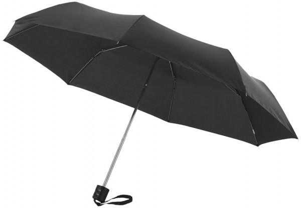 Mini-Taschenschirm schwarz / Umbrella black