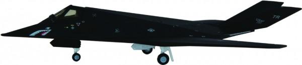 """Lockheed Martin F-117A USAF Eglin AFB, 37th TFW """"Nighthawks"""" Scale 1/200"""