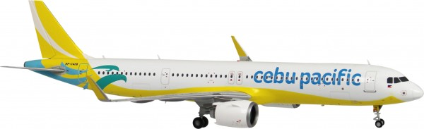 Airbus A321 Cebu Pacific Scale 1/400