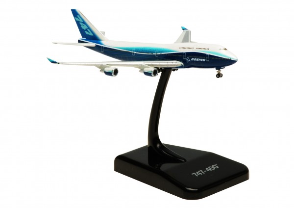Boeing 747-400 House Color Scale 1:1000