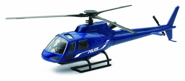 Airbus Helicopter AS350 Police Scale 1/43