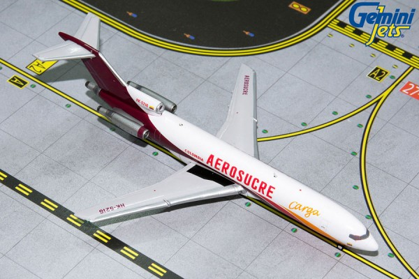 Boeing 727-200F Aerosucre Scale 1/400
