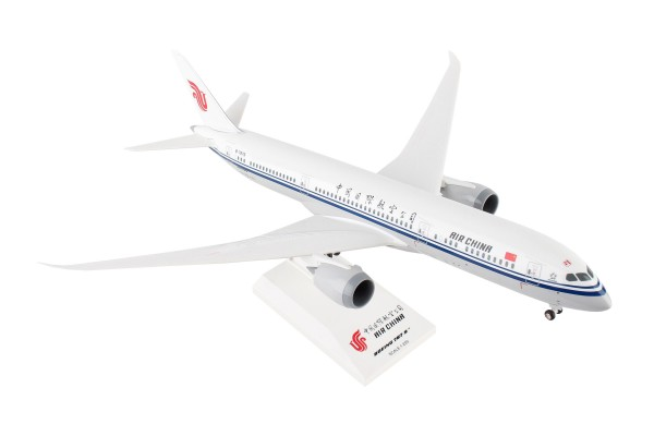 Boeing 787-9 Air China B7879 Scale 1/200 w/G