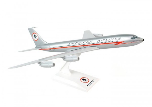 Boeing 707 American Airlines Scale 1/150