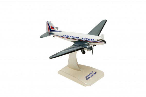 McDonnell Douglas DC-3 China Airlines Scale 1:200
