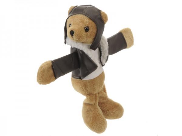 Pilotbär Taschenhalter / Pilot Bear Pilot Bag Holder