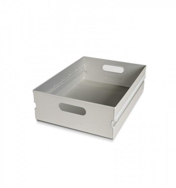 drawer aluminium standard, anodized
