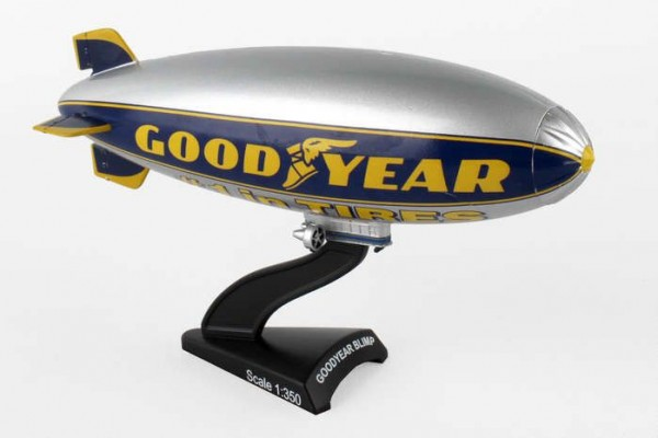 POSTAGE STAMP Blimp Goodyear Scale 1/350