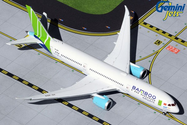 Boeing 787-9 Bamboo Airways Scale 1/400