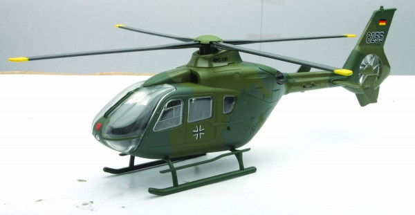 Airbus Helicopter H135 German Military Scale 1/43