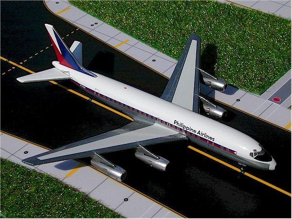 Douglas DC-8-50 Philippine Airlines Scale 1/400