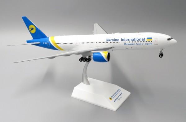 Boeing 777-200ER Ukraine International Airlines UR-GOA Scale 1/200