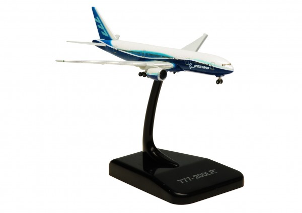 Boeing 777-200LR House Color Scale 1:1000