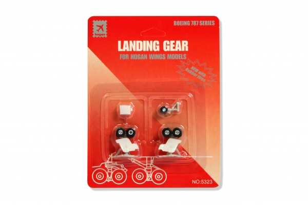 Fahrwerk / Landing gear B787-8 Series for Hogan Wings Models