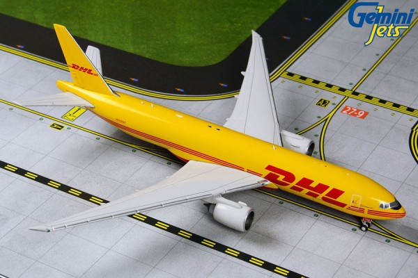 Boeing 777F DHL Scale 1/400