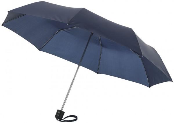 Mini-Taschenschirm marineblau / Umbrella blue