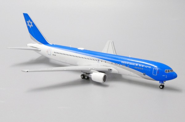 Boeing 767-300ER Israel Government 4X-ISR Scale 1/400