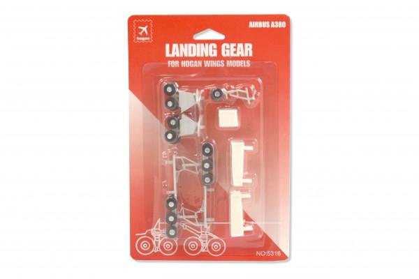 Fahrwerk / Landing gear A380 Series for Hogan Wings Models