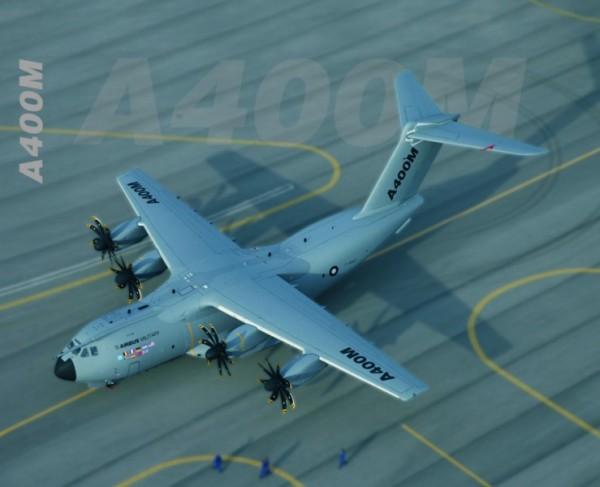 Airbus A400M Mousepad