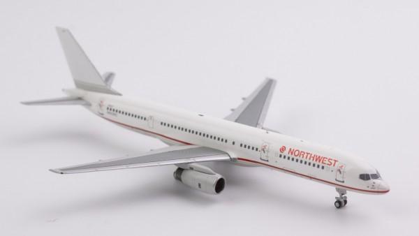 "Boeing 757-200 Northwest Airlines ""Republic's scheme"" N603RC Scale 1/400"