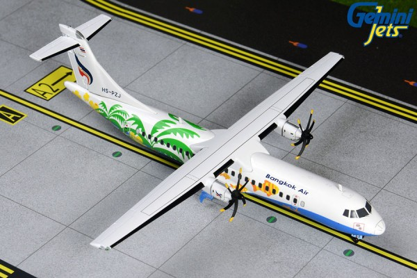 "Aerospatiale ATR-72 Bangkok Airways ""'Koh Samui' Livery"" Scale 1/200"