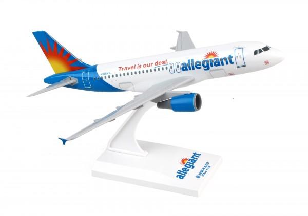 Airbus A319 Allegiant Scale 1/150