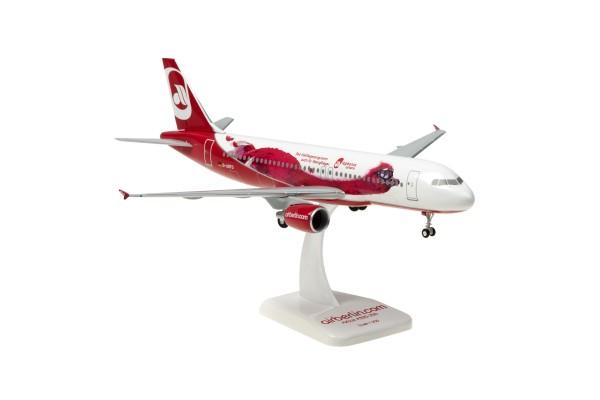 "Airbus A320 Air Berlin ""Milo"" D-ABFO Scale 1:200"
