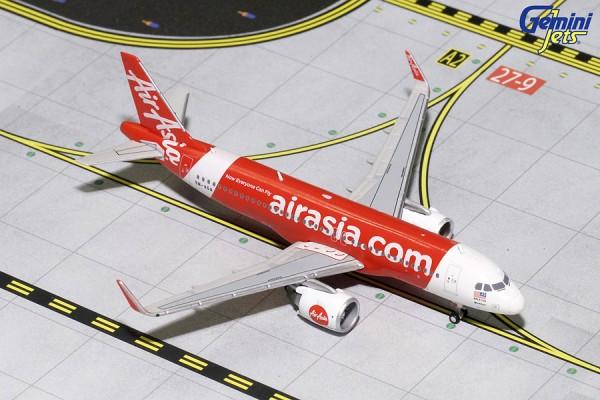 Airbus A320neo AirAsia 9M-AGA Scale 1/400