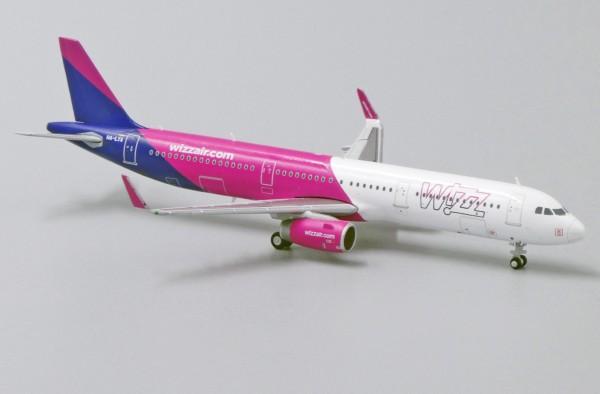 Airbus A321 Wizz Air HA-LTA Scale 1/400