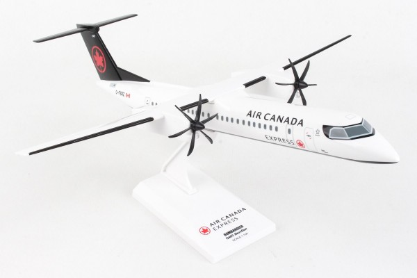Bombardier DHC-8-400 Air Canada Scale 1/100