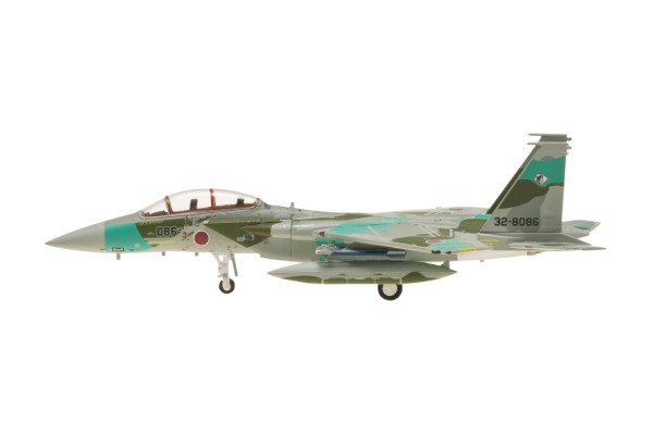 McDonnell Douglas F-15DJ JASDF, 32-8086, Year 2010, Green Scale 1/200