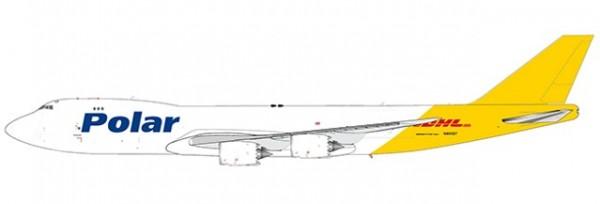Boeing 747-8F Polar Air Cargo N851GT Scale 1/200