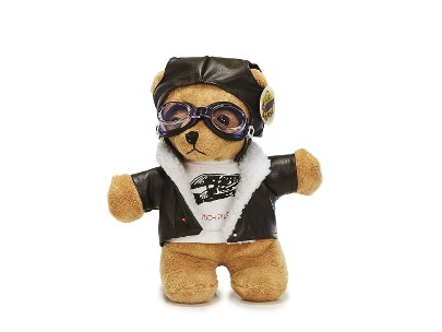 Pilotbär / Pilot Bear 24cm