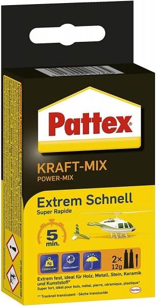 Pattex Kraft-Mix 2 Komponenten Kleber auf Epoxidharz Basis