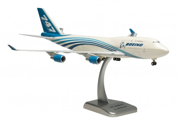 Boeing 747-400BCF Scale 1:200