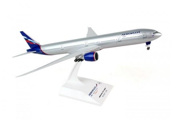 Boeing 777-300 Aeroflot Scale 1/200 w/Gear