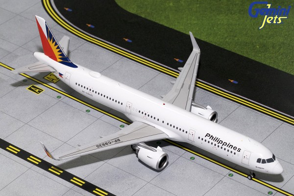 Airbus A321neo Philippine Airlines RP-C9930 Scale 1/200