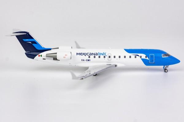 Bombardier CRJ-200LR MexicanaLink XA-GMI Scale 1/200