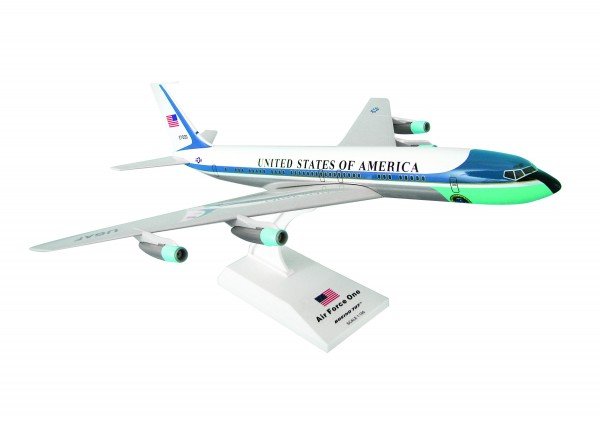 Boeing 707-300 (VC-137) Air Force One Scale 1/150