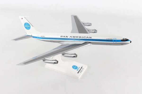 Boeing 707 PAN AM Scale 1/150