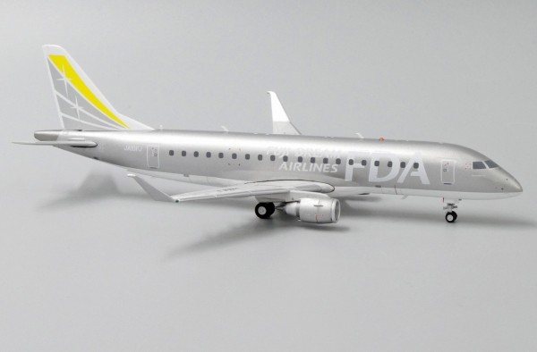 "Embraer 170-200STD Fuji Dream Airlines ""Silver Color"" JA10FJ Scale 1/200"